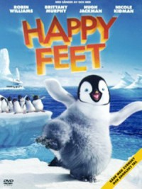 Omslagsbild: Happy feet av