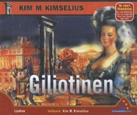 Book cover: Giljotinen av
