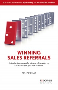 Omslagsbild: Winning sales referrals av