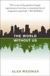 Book cover: The world without us av