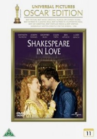 Omslagsbild: Shakespeare in love av