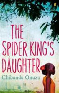 Omslagsbild: The spider king's daughter av