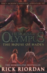 Omslagsbild: The house of Hades av