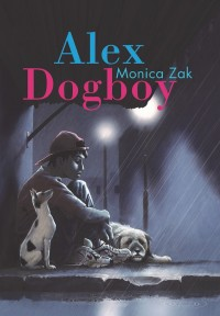 Book cover: Alex Dogboy av