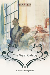 Omslagsbild: The great Gatsby av