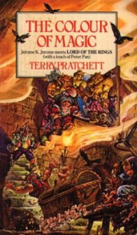 Omslagsbild: The colour of magic av