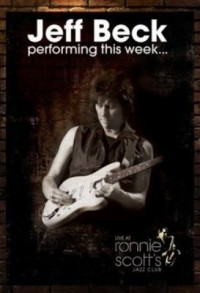 Omslagsbild: Jeff Beck performing this week- live at Ronnie Scott's av