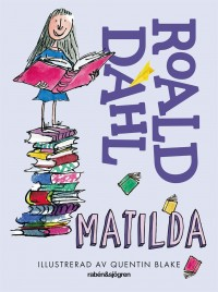 Book cover: Matilda av