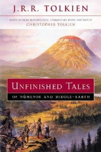 Omslagsbild: Unfinished tales of Númenor and Middle-earth av