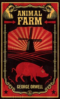 Omslagsbild: Animal farm av