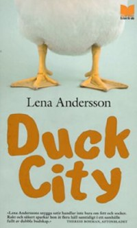 Omslagsbild: Duck City av