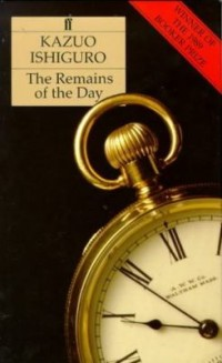 Book cover: The remains of the day av