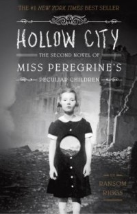Omslagsbild: Hollow city av