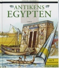 Book cover: Antikens Egypten av
