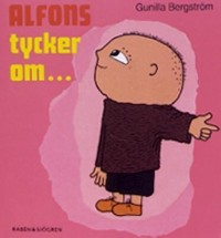 Book cover: Alfons tycker om- av