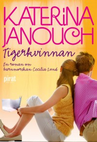 Book cover: Tigerkvinnan av