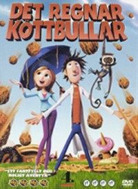 Omslagsbild: Cloudy with a chance of meatballs av