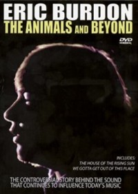 Omslagsbild: Eric Burdon - the Animals and beyond av