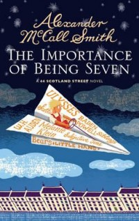 Omslagsbild: The importance of being seven av