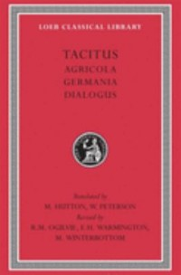 Omslagsbild: Tacitus in five volumes av