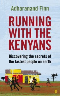 Omslagsbild: Running with the Kenyans av