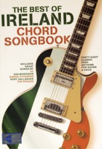 Omslagsbild: The best of Ireland chord songbook av