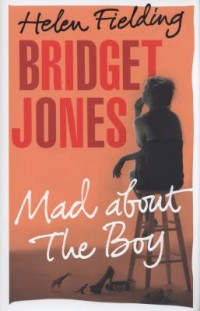Omslagsbild: Bridget Jones - mad about the boy av
