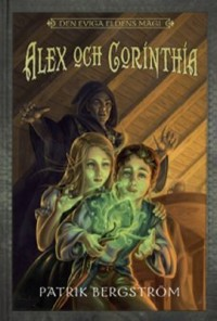 Book cover: Alex och Corinthia av