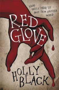 Omslagsbild: Red glove av
