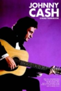 Omslagsbild: Johnny Cash chord songbook av
