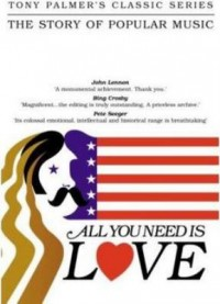 Omslagsbild: All you need is love av