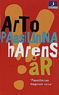 Book cover: Harens år av