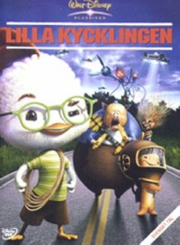 Omslagsbild: Chicken Little av