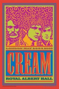 Omslagsbild: Cream - Royal Albert Hall av