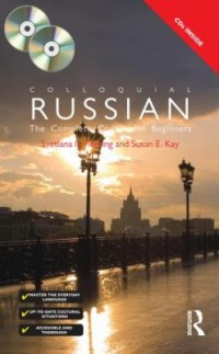Book cover: Colloquial Russian av