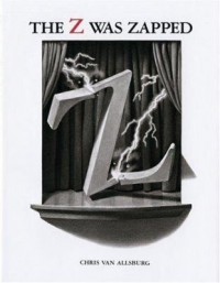 Omslagsbild: The Alphabet Theatre proudly presents the Z was zapped av