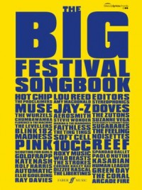 Omslagsbild: The big festival songbook av