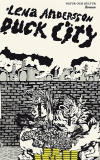 Book cover: Duck city av