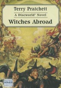 Omslagsbild: Witches abroad av