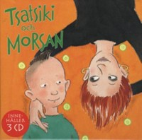 Cover art: Tsatsiki och Morsan by