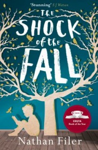 Omslagsbild: The shock of the fall av