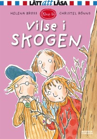 Book cover: Vilse i skogen av