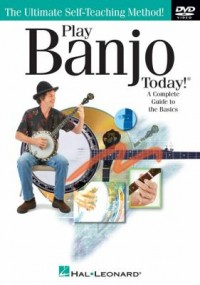 Omslagsbild: Play banjo today! av