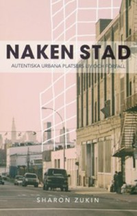Book cover: Naken stad av
