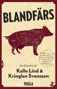 Book cover: Blandfärs av