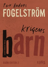 Book cover: Krigens barn av