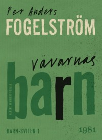 Book cover: Vävarnas barn av