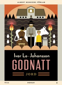 Book cover: Godnatt, jord av