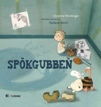 Book cover: Spökgubben av