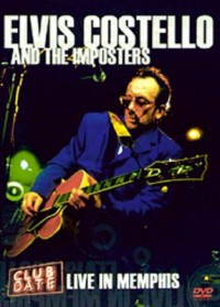 Omslagsbild: Elvis Costello & the Imposters live in Memphis av